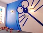 广州墙绘 客厅背景墙彩绘 卧室背景墙彩绘