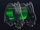 厂家直销小型品生态品创意缸迷你有机玻璃桌面热带鱼缸金鱼定制