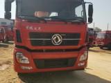 东风天龙康机340马力徐工14吨随车吊