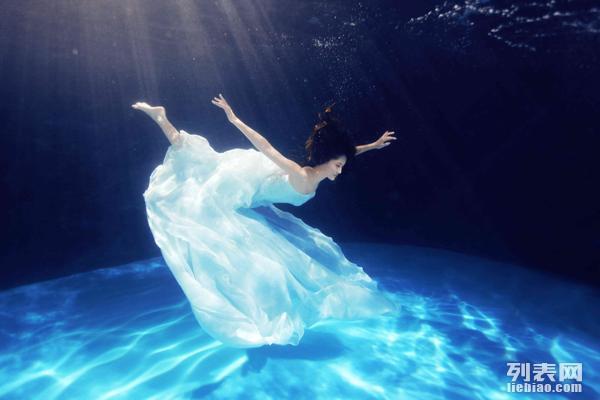 沈阳3D视觉婚纱摄影 全新打造沈阳水下摄影
