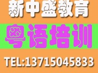 龙华观澜粤语培训班