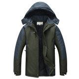 LOGO可定做 秋冬新款防紫外线加肥加大防水透气男式户外冲锋衣