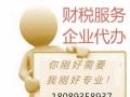 专业财税服务