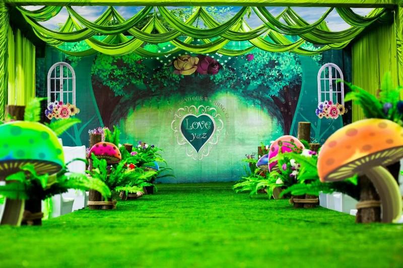 艾薇儿婚礼策划