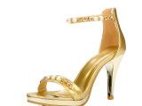 厂家直销欧洲站2014新款高跟凉鞋防水台欧美奢华大牌女鞋509