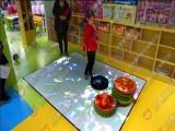 供应童游互动科技互动沙池单通道游戏设备儿童乐园招商加盟