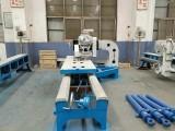 河南郑州邦杰公司石材切割机,切边拉槽倒角大理石切割机