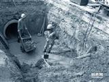 临沂市隧洞清淤箱涵清淤和涵洞疏通清淤及检测