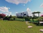 独门独院房车营地400 院子种花养殖尽享田园乐趣得力·浅水湾