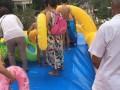 夏季水上乐园出租儿童水上滑梯出租水上冲关出租水上游乐设备出租