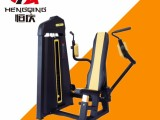 蝴蝶夹胸训练器 商用室内健身器材健身房工作室运动力量健身器械