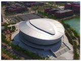陕西西安山西太原体育场罩篷甘肃体育场馆索膜结构制造专家