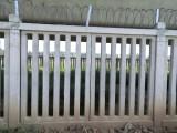 供应铁路路基栅栏 护栏保定铁锐实体厂家