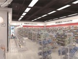 青岛药店货架多少钱一组?哪里定做药店货架?时尚货架厂家直销