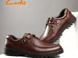 新款头层真皮男皮鞋增高皮鞋英伦休闲的男单鞋厂家直销