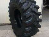 農用車輛人字花紋輪胎13.6-16耐磨耐用送內胎