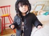 2015秋冬新款婴幼儿童款面包保暖羽绒服白鹅绒90%现货宝宝两面穿