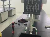 实验室配件 三联水嘴 PP水槽 PP滴水架 通风柜小水杯