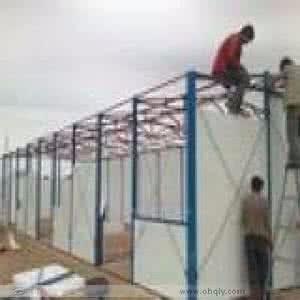 北京东城区彩钢房安装
