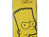 热销三星iphone6 创意辛普森 乔丹23 tpu蚕丝纹手机壳