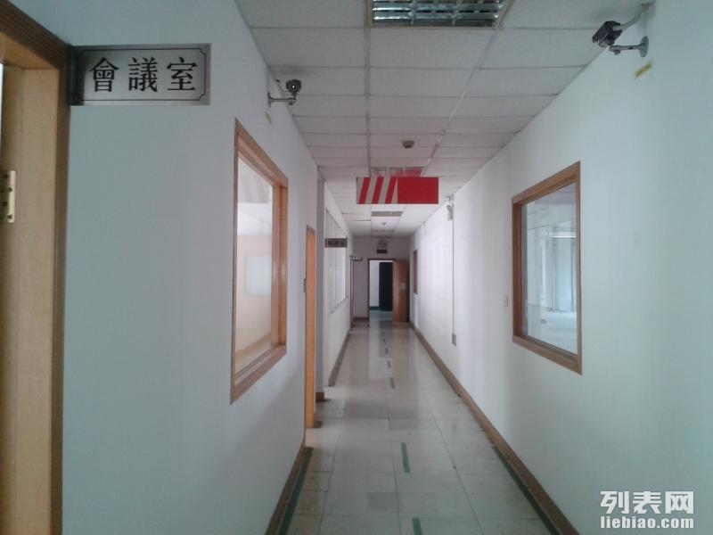 """横岗大厦附近1250平米带豪华装修""""有电梯厂房出租"""