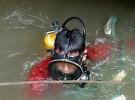 南京江宁专业疏通管道高压清洗下水道潜水打捞水下作业公司