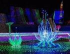 灯光造型制作灯光展览道具展览个性定做大型活动展览模