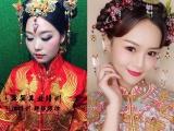 邓州新娘跟妆 邓州化妆培训 婚纱礼服租售