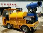 新能源电动三轮洒水车喷雾车路面喷洒绿化
