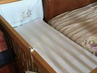 贝乐堡金牛座新西兰进口松木婴儿床