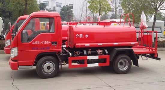 汕头二手民用消防车多少钱一辆
