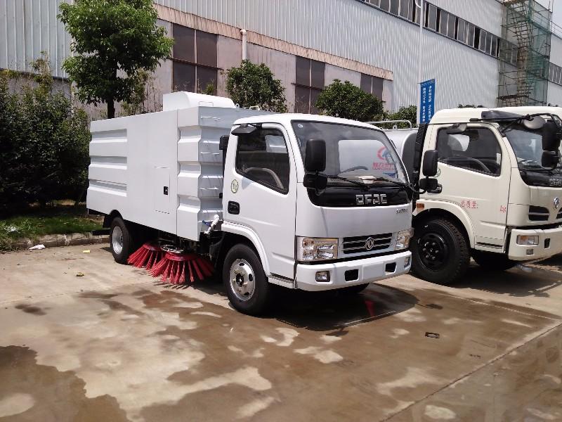 扫路车 洗扫车 道路清扫车生产厂家直销质量有保证价格还便宜!