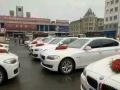 婚庆车队部分白色车型,宝马,奔驰,捷豹,奥迪,各种SUV