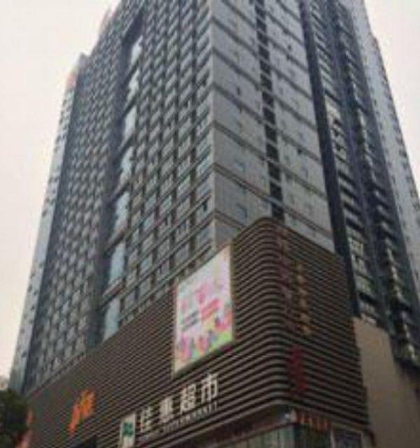 新天地城市广场电梯公寓家电家具齐全带厨卫Wifi可短租