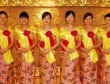 提供北京专业会议庆典礼仪模特服务