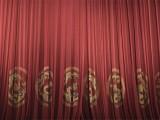 贵州省会议背景舞台幕布贵阳市批发定做会议舞台幕布厂家