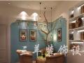 湛江商场装修设计、美容院、甜品店、餐厅办公楼装修