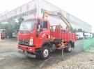 吐鲁番随车吊厂家出售4吨折臂随车吊价格面议
