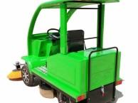 电动四轮扫地车吸扫结合道路专用清扫车别墅扫路机扫地车厂家品牌