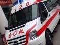 河池医院120救护车出租 多少钱一天