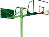 海燕式固定单臂篮球架绿色价格篮球架实惠好用