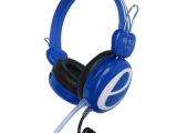 厂家直供 质保一年网中王V119 头戴式网吧耳机耳麦 批发网吧耳