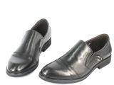 新款休闲男鞋 广州鞋厂批发欧美潮流大牌真皮休闲男士皮鞋 NX70