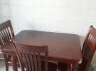 餐桌椅5件套600元
