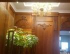 高端大气东二环泰禾 160平全实木精装+电梯口