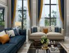 坡岭顿小镇装修效果图丨欧式轻奢独栋别墅客厅设计
