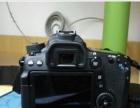 出售单反相机佳能70D 99成新