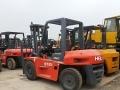朝阳个人急转自用二手叉车合力杭州3吨3.5吨5吨8吨电瓶叉车