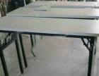 全新桌子,不锈钢全包可以折叠,便宜卖了