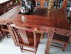 小茶桌全实木仿古茶桌